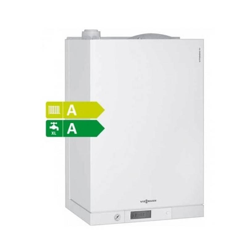 Poza Centrala termica in condensare cu touchscreen Viessmann Vitodens 111 W