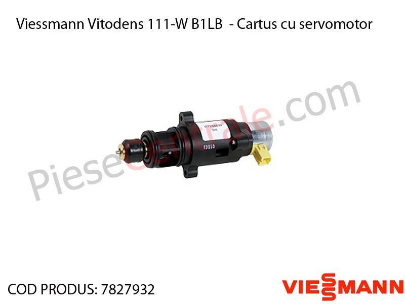 Poza Cartus cu servomotor centrala termica Viessmann Vitodens 111-W B1LB