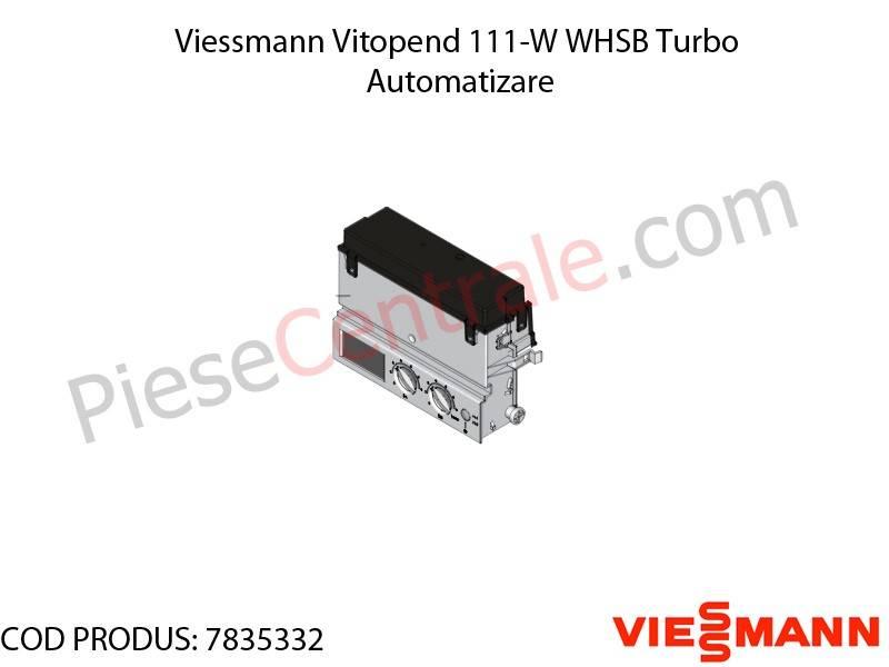Poza Automatizare centrala termica Viessmann Vitopend 111-W WHSB turbo