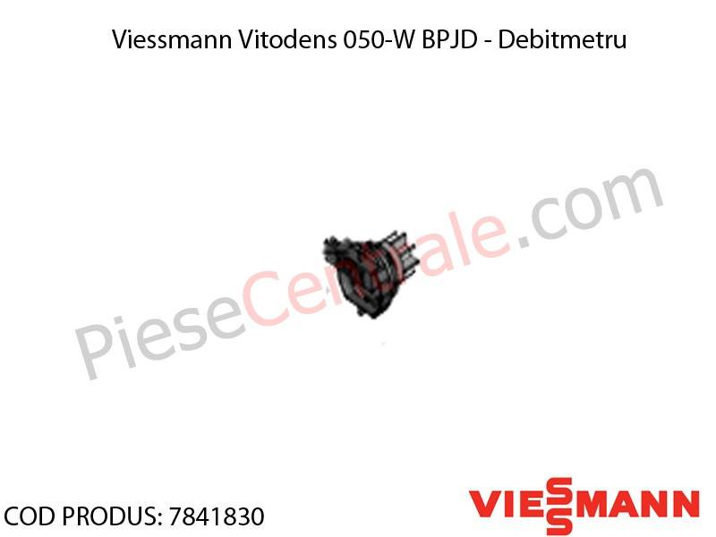 Poza Debitmetru centrala termica Viessmann Vitodens 050-W BPJD