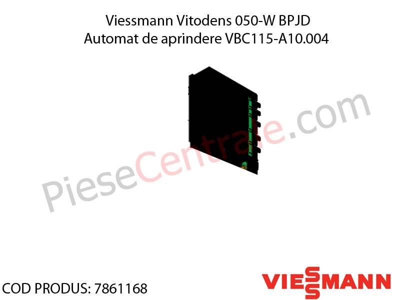 Poza Automat de aprindere VBC115-A10.004 centrala termica Viessmann Vitodens 050-W BPJD