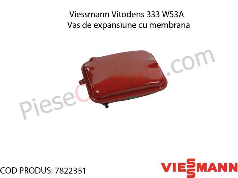 Poza Vas expansiune centrala termica Viessmann Vitodens 333 WS3A