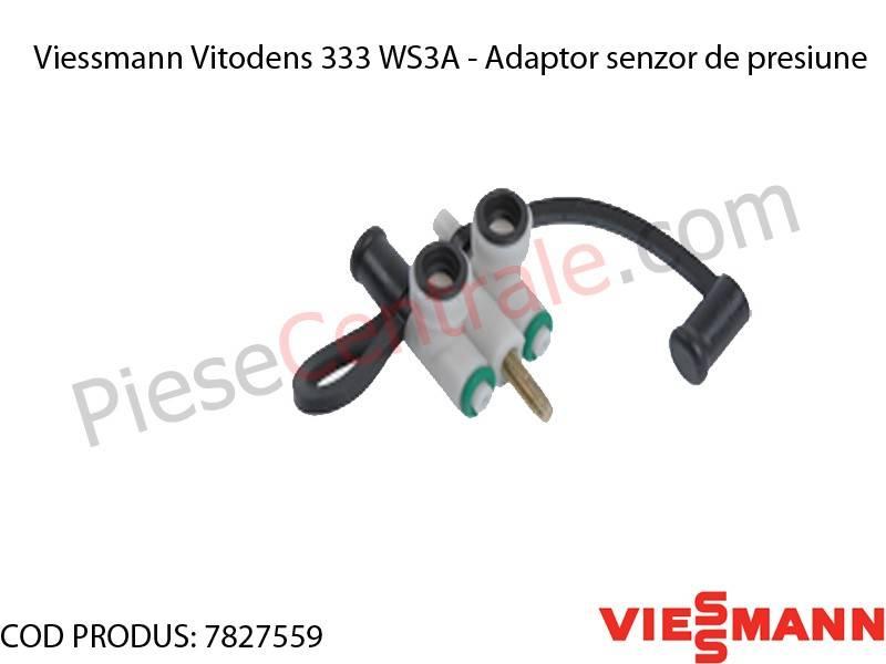 Poza Adaptor senzor de presiune centrala termica Viessmann Vitodens 333 WS3A