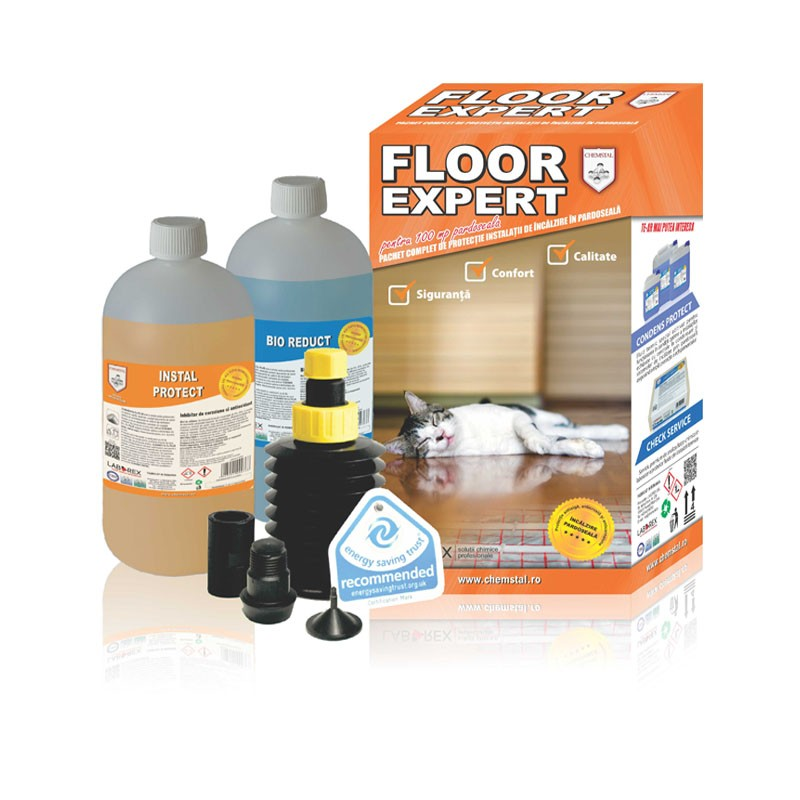 Poza Pachet intretinere instalatie incalzire in pardoseala Floor Expert. Poza 8038