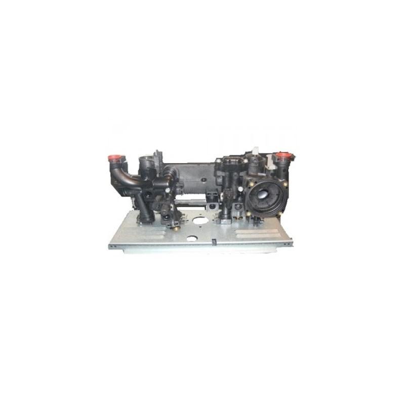 Poza Grup hidraulic centrale Viessmann Vitopend 100 WH1B 30 kw. Poza 8158