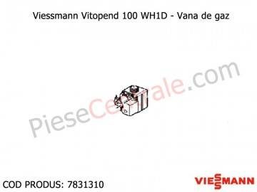 Poza Vana de gaz centrala termica Viessmann Vitopend 100 WH1D