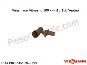 Poza Tub Venturi centrala Viessmann Vitopend 100
