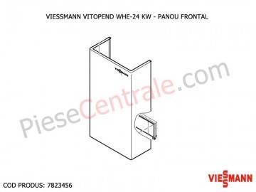 Poza Panou frontal centrala termica Viessmann Vitopend WHE