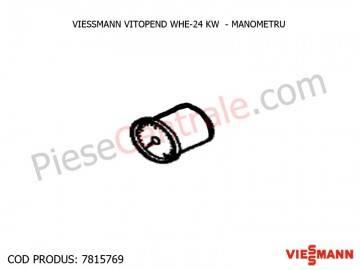 Poza Manometru centrala termica Viessmann Vitopend WHE
