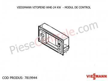 Poza Modul de control centrale termice Viessmann Vitopend WHE si Vitodens 200 WB2