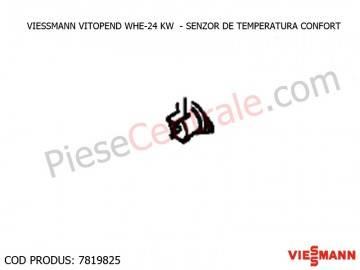 Poza Senzor de temperatura confort centrala termica Viessmann Vitopend WHE