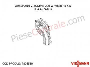 Poza Usa arzator centrala termica VITODENS 200 W-WB2B 45 KW
