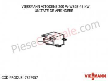 Poza Unitate de aprindere centrala termica VITODENS 200 W-WB2B 45 KW