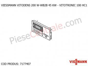 Poza Vitotronic 100 HC1 pentru centrale termice Viessmann Vitodens 200 si Vitodens 300