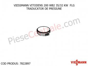 Poza Traducator presiune centrale termice Viessmann Vitodens 200 si Vitodens 300