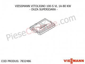 Poza Duza superioara centrala pe lemne Viessmann Vitoligno 100 S VL 1A-80 KW
