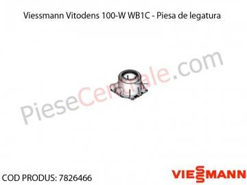Poza Piesa legatura centrala termica Viessmann Vitodens 100-W WB1Cb