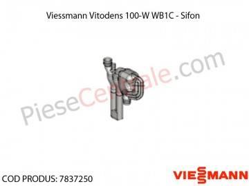 Poza Sifon centrala termica Viessmann Vitodens 100-W WB1C