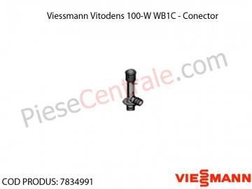 Poza Conector centrala termica Viessmann Vitodens 100-W WB1C