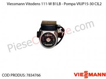 Poza Pompa VIUP15-30 CIL2 centrala termica Viessmann Vitodens 111-W B1LB, Vitopend 111-W WHSB turbo