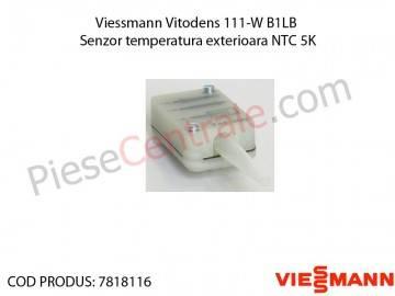 Poza Senzor temperatura exterioara NTC 5K centrala termica Viessmann Vitodens 111-W B1LB