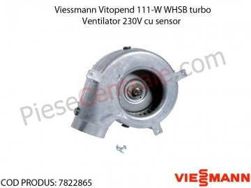 Poza Ventilator 230V cu sensor centrala termica Viessmann Vitopend 111-W WHSB turbo