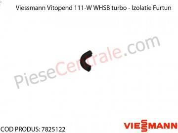 Poza Izolatie furtun centrala termica Viessmann Vitopend 111-W WHSB turbo