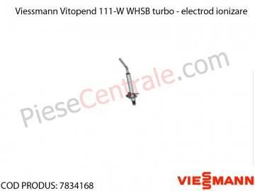 Poza Electrod de ionizare centrala termica Viessmann Vitopend 111-W WHSB turbo
