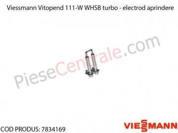 Poza Electrod de aprindere centrala termica Viessmann Vitopend 111-W WHSB turbo
