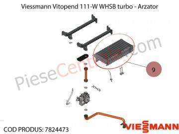 Poza Arzator centrala termica Viessmann Vitopend 111-W WHSB turbo