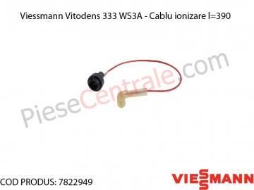 Poza Cablu ionizare l=390 centrala termica Viessmann Vitodens 333 WS3A