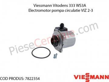 Poza Electromotor pompa circulatie VIZ 2-3 centrala termica Viessmann Vitodens 333 WS3A