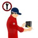 Cronotermostat cu control prin internet Salus IT500 cu montaj inclus pentru zona Bucuresti Ilfov