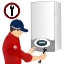 Revizie centrala termica pe gaz cu putere pana in 35 kW